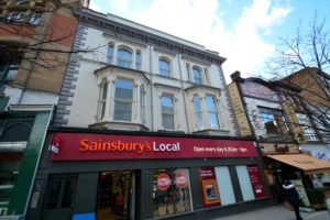 Granby street, LEICESTER