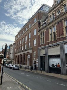 The Old Post Office, Bishop Street, Leicester, LE1
