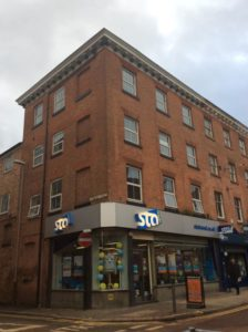 Stamford Row, Stamford Street, Leicester, LE1