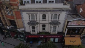 Granby Apartments, Granby Street, Leicester, LE1